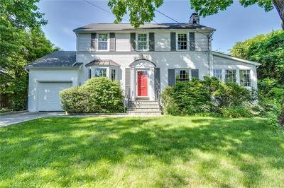 Scarsdale Single Family Home For Sale: 7 Gordon Place