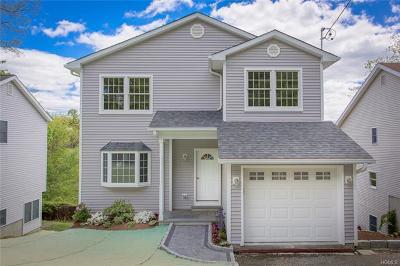 Croton-On-Hudson Single Family Home For Sale: 88 Grand Street