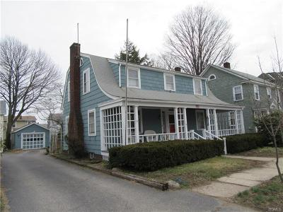 Port Jervis Single Family Home For Sale: 5 Beach Road