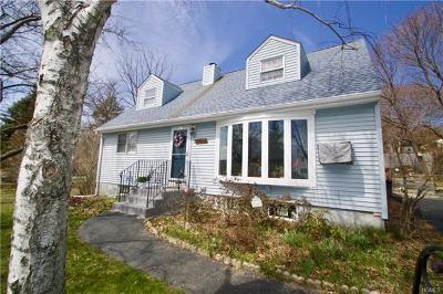 Brewster Single Family Home For Sale: 24 Bloomer Road