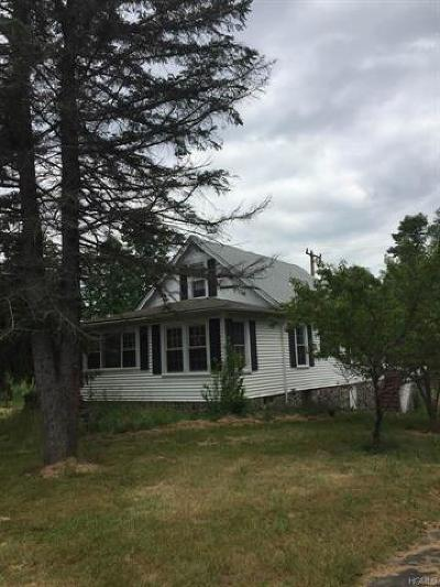Bethel Single Family Home For Sale: 3030 Nys Hwy 55