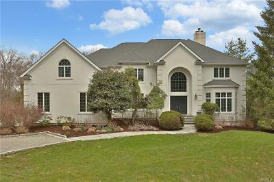 Chappaqua Single Family Home For Sale: 5 Woodbridge Court
