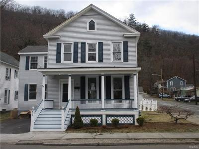 Port Jervis Single Family Home For Sale: 72 Hudson Street