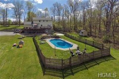 Rock Tavern Single Family Home For Sale: 625 Station Road
