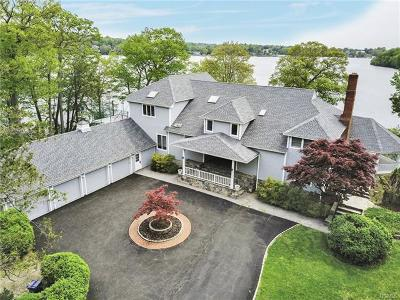 Mahopac Single Family Home For Sale: 270 West Lake Boulevard