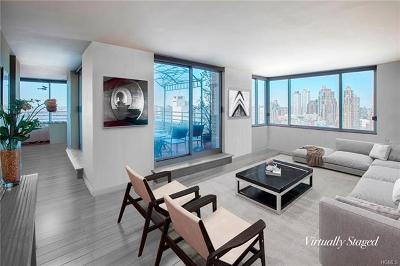 New York Condo/Townhouse For Sale: 350 West 50th #PH1C