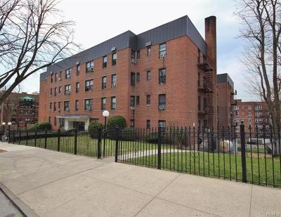 Yonkers Co-Operative For Sale: 309 North Broadway #3J
