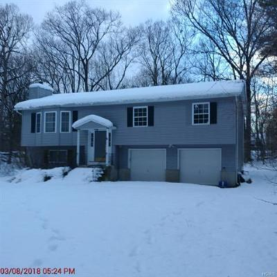 Wallkill Single Family Home For Sale: 10 Ulster Terrace