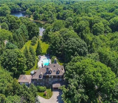 Pound Ridge Single Family Home For Sale: 127 South Bedford Road