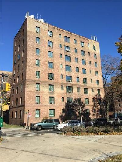 Bronx Condo/Townhouse For Sale: 7 Metropolitan Oval #5B