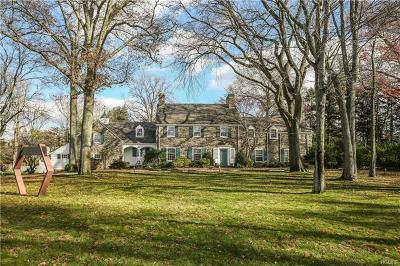 Scarsdale NY Single Family Home For Sale: $2,800,000