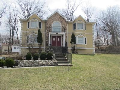 Rockland County Single Family Home For Sale: 16 Oriole Street