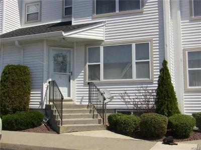 Nanuet Condo/Townhouse Sold: 10 Yorkshire Court