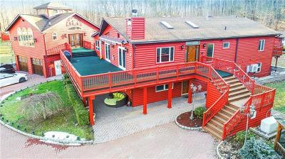 Barryville, Woodridge Single Family Home For Sale: 92 Krieger Boulevard #7