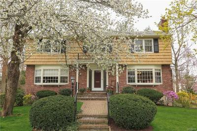 New Rochelle Single Family Home For Sale: 25 Devonshire Road