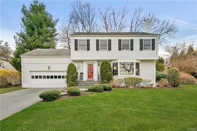 Bronxville Single Family Home For Sale: 45 Edgewood Lane