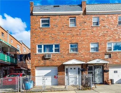 Bronx Single Family Home For Sale: 1714 Matthews Avenue