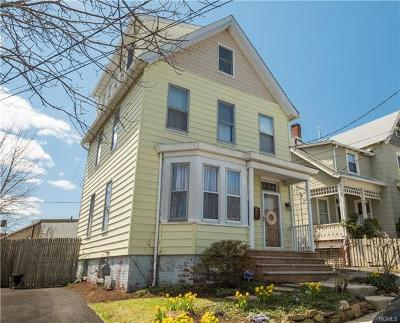 Nyack Single Family Home For Sale: 45 Lydecker Street
