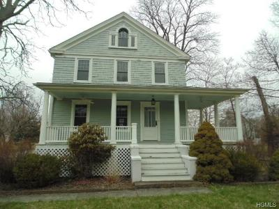 Cornwall Single Family Home For Sale: 390 Angola Road