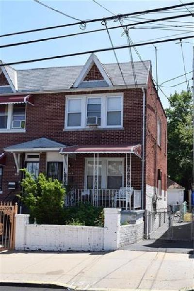 Bronx Single Family Home For Sale: 948 231st Street