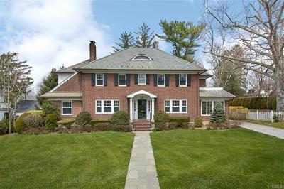 New Rochelle Single Family Home For Sale: 180 Forest Avenue