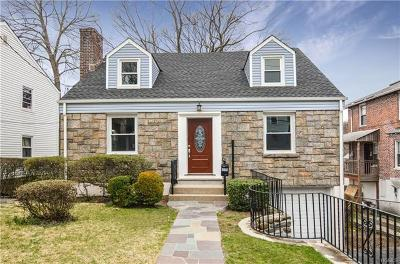Yonkers Single Family Home For Sale: 175 Sedgwick Avenue