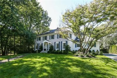 Scarsdale Single Family Home For Sale: 161 Rock Creek Lane