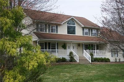 Blauvelt Single Family Home For Sale: 13 Staff Sgt James Parker Road