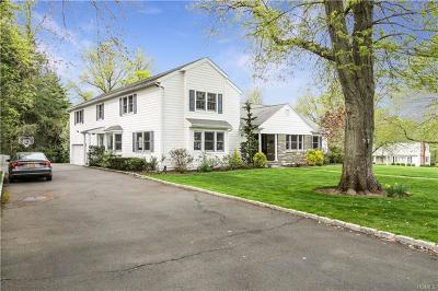 Scarsdale NY Single Family Home For Sale: $2,250,000