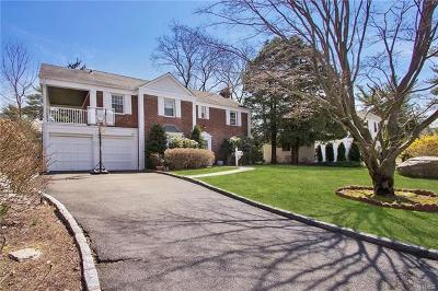 Scarsdale NY Single Family Home For Sale: $859,000