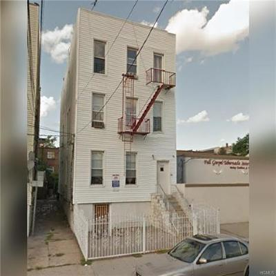 Bronx Multi Family 2-4 For Sale: 723 East 222nd Street