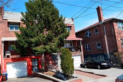 Bronx Single Family Home For Sale: 1612 Fowler Avenue