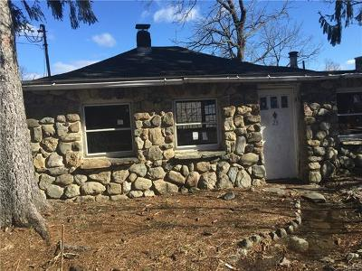 Fort Montgomery NY Single Family Home For Sale: $49,900
