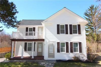 Sparrowbush Single Family Home For Sale: 69 Main Street
