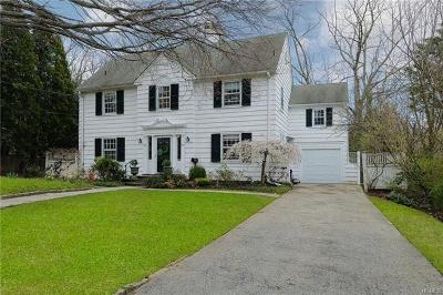 Bronxville Single Family Home For Sale: 24 Sturgis Road