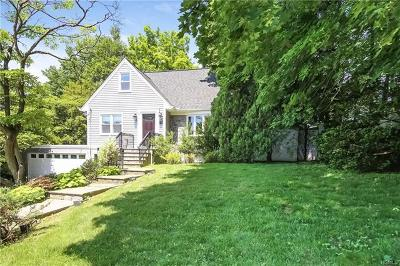 Scarsdale NY Single Family Home For Sale: $720,000