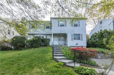 White Plains Single Family Home For Sale: 227 Albemarle Road
