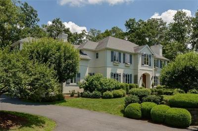 Chappaqua Single Family Home For Sale: 6 Pebblebrook Way