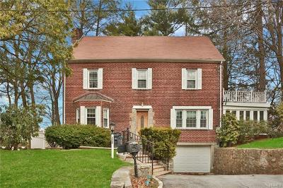 Hartsdale Single Family Home For Sale: 320 Chatterton Parkway