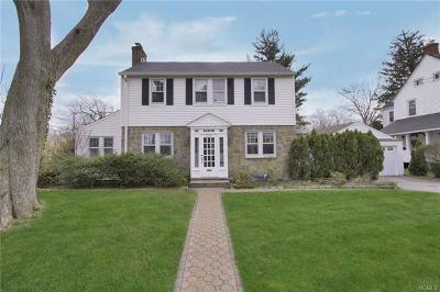 Scarsdale Rental For Rent: 154 Bell Road