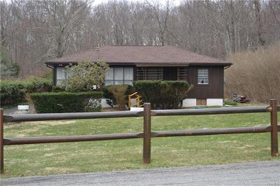 Single Family Home For Sale: 145 Chestnut Ridge Road