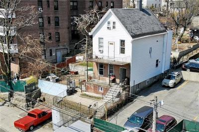 Yonkers Multi Family 2-4 For Sale: 27 Bronx River Road