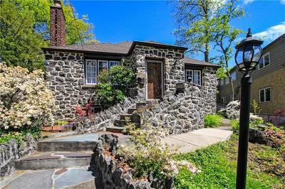 Larchmont Single Family Home For Sale: 8 Barnum Road