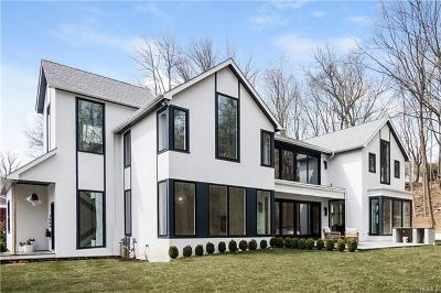 Scarsdale NY Single Family Home For Sale: $3,695,000
