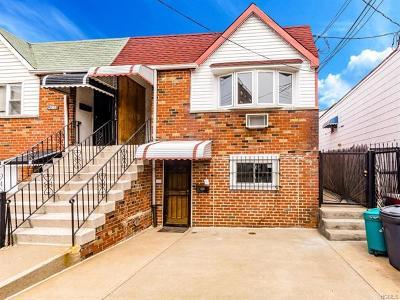 Bronx Single Family Home For Sale: 2069 Homer Avenue