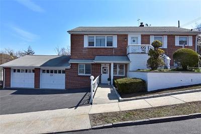 Yonkers Multi Family 2-4 For Sale: 174 Buckingham Road