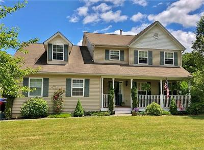 Chester Single Family Home For Sale: 16 Chester Acres Boulevard