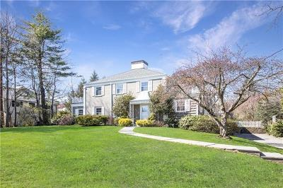 Scarsdale Single Family Home For Sale: 28 Bradford Road