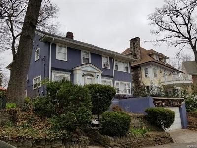 Yonkers Single Family Home For Sale: 23 Hillside Drive