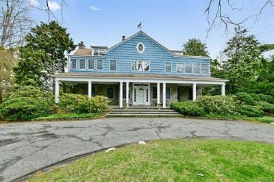 Scarsdale Single Family Home For Sale: 55 Mamaroneck Road